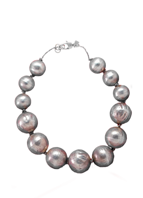 Coso 50, Necklace with Copper Spheres